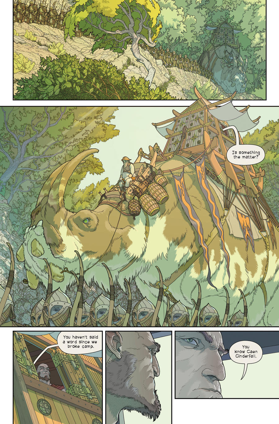 Nonplayer Issue 1 Page 3