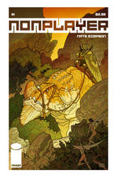 Nonplayer Issue 1 Cover