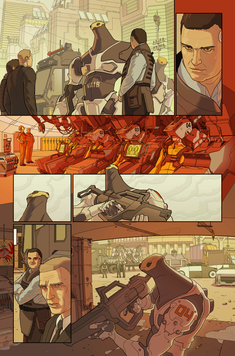 Nonplayer Issue 2 Page 10