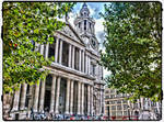 St Paul's Cathedral by chamathe