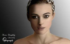 Keira Knightley by chamathe