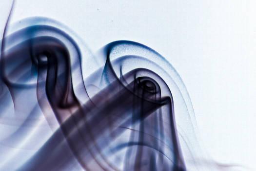 Abstract Smoke - Deep Mourning