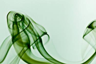 Abstract Smoke - Fish by chamathe