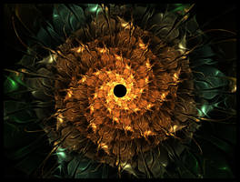 Black Hole by chamathe