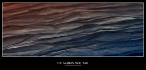 The Arabian Nightfall by chamathe