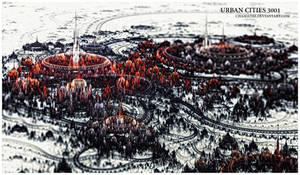Urban Cities 3001 by chamathe