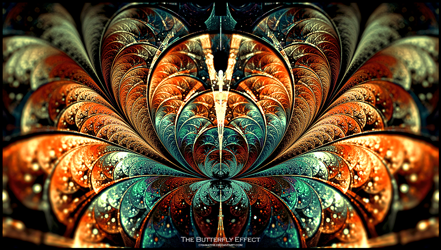 The Butterfly Effect by chamathe