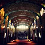 Hospital Santa Creu i Sant Pau - Barcelona