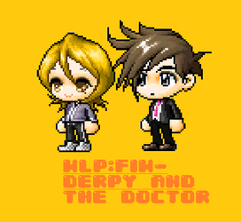 My Little MS- Derpy and the Doctor