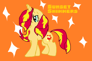 Sunset Shimmers