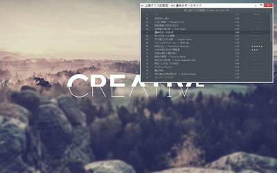Current Desktop by Jeannela