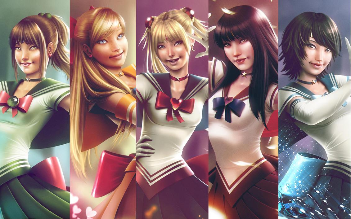 Realistic Sailor Moon? Sailor_moon_collected_by_lenadrofranci-d3gqimp