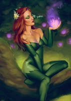 Poison Ivy by lenadrofranci