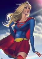 Supergirl 2017 by lenadrofranci