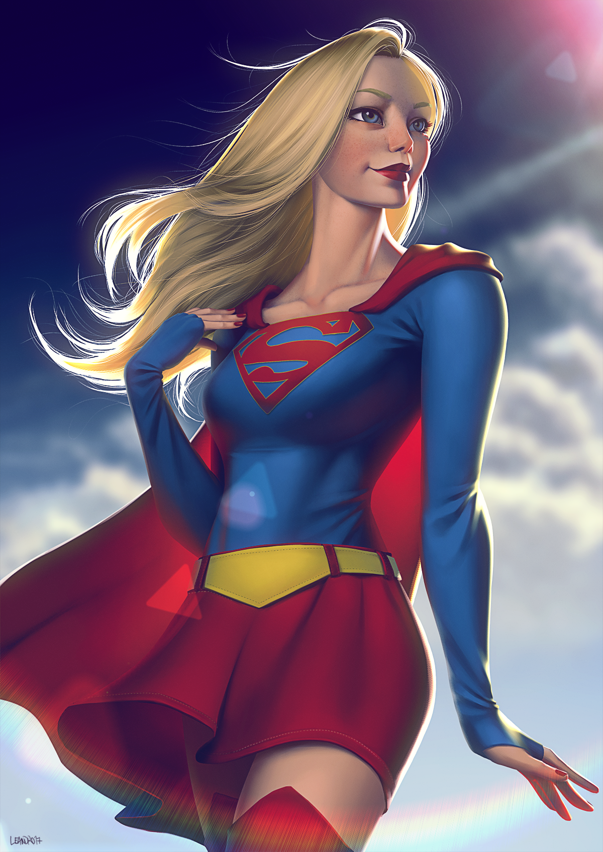 supergirl 2017 by lenadrofranci on deviantart superman logo png superman logo wallpaper