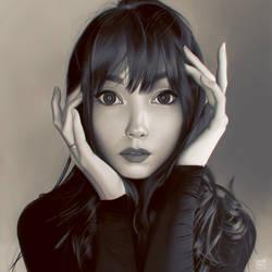 Portrait of Sabrina Miko