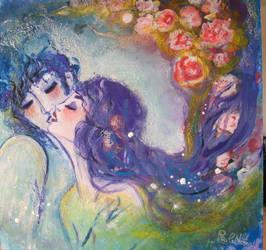 paoletta maizza - le baiser de la nuit