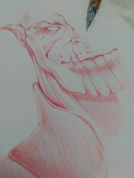 Fanart Thanos