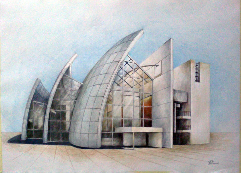 Jubilee church by pietricicalaurentiu on deviantart for The jubilee church