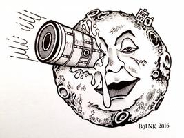 'Le Voyage dans la Lune' by B01NK