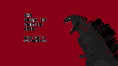 Shin Gojira the animated series Poster V10 by Raptorfan1988