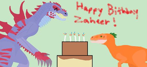 Happy 18th Birthday Zaheer! by Raptorfan1988