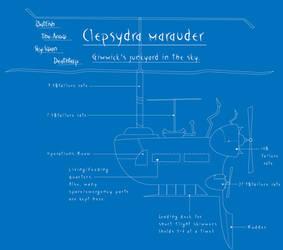 Blueprints: Clepsydra Marauder
