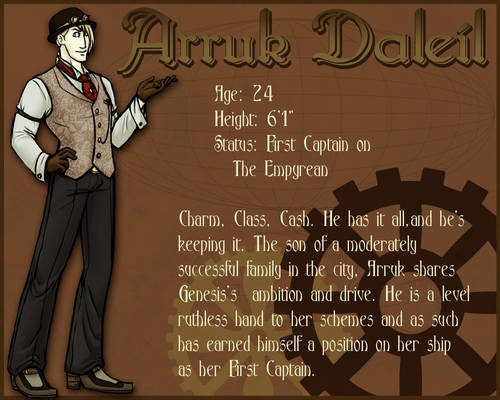 Lord Arruk Daleil