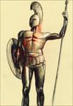 Achilles by hypnothalamus