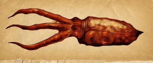 giant squid by hypnothalamus
