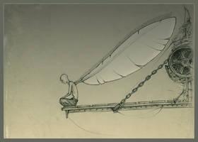 Wanderer :: the first flight by hypnothalamus