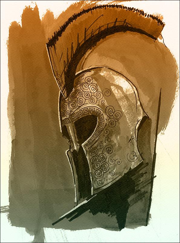Achilles. by hypnothalamus