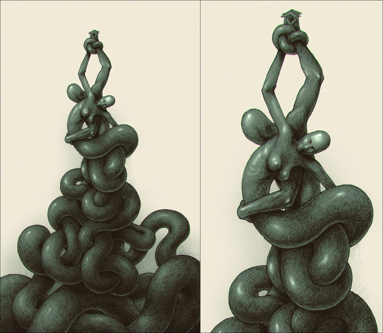 Homunculi by NegativeFeedback