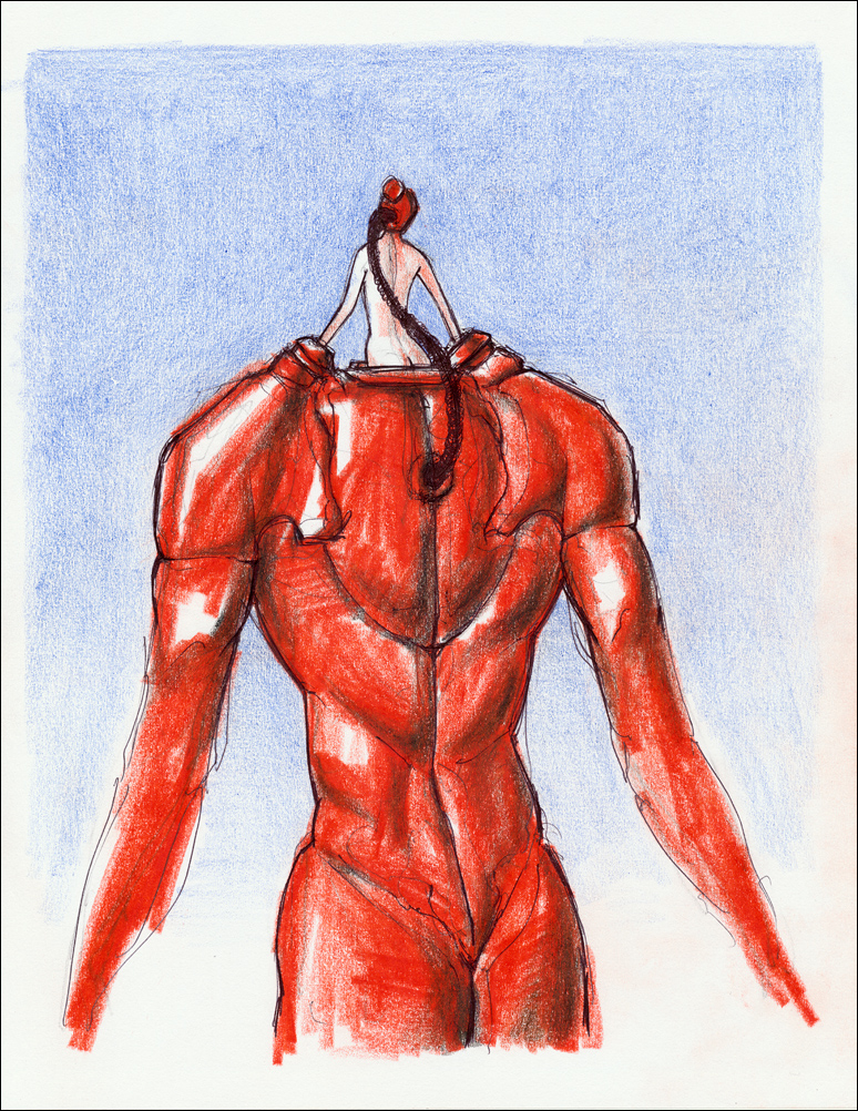 Golem by hypnothalamus