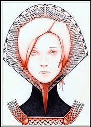 Princess of Chaos by hypnothalamus