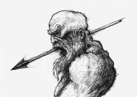 God of War by hypnothalamus