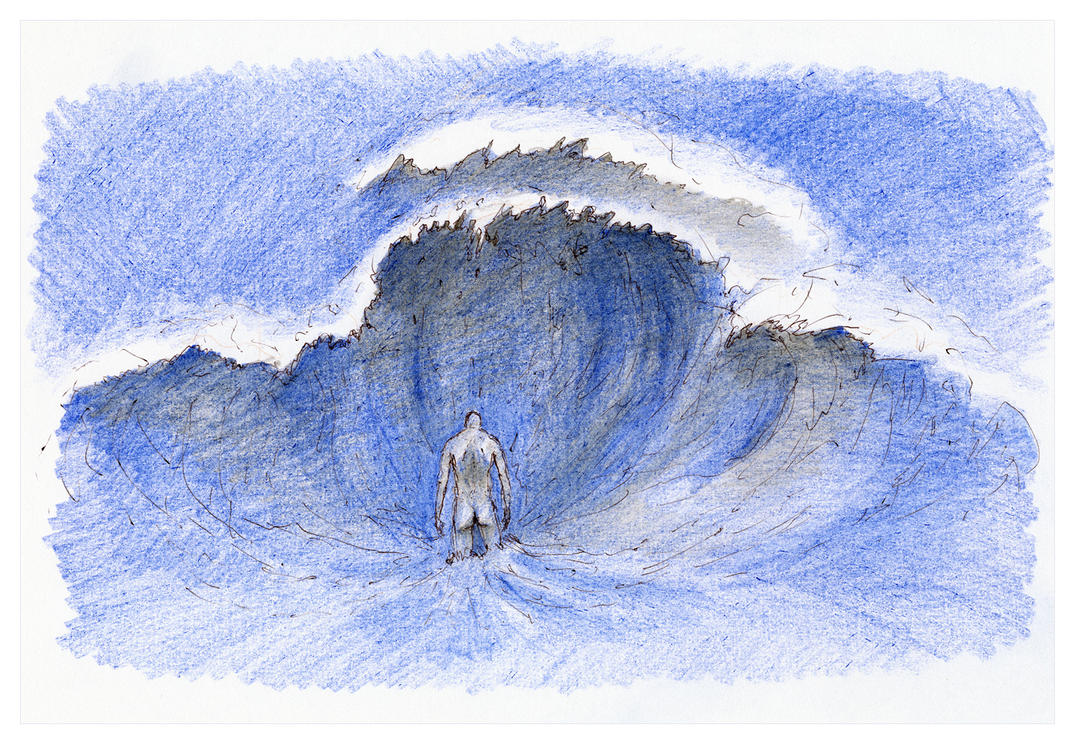 Sea, Swallow Me by hypnothalamus