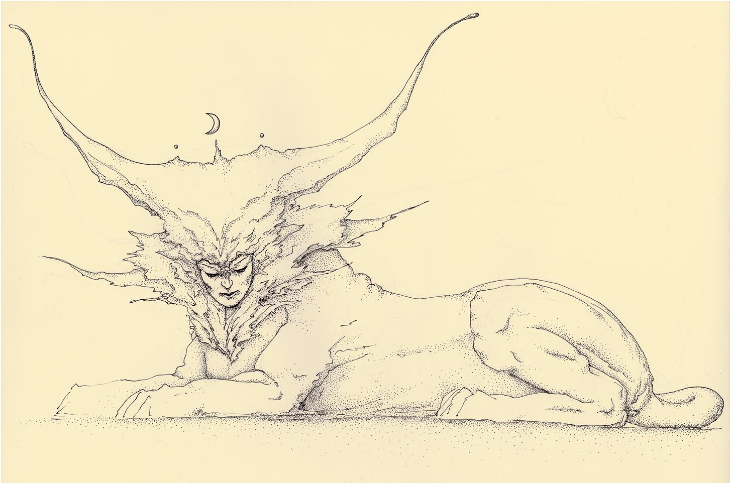 Luna by hypnothalamus