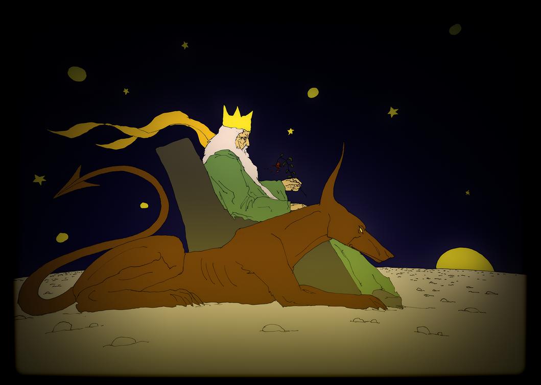 Le Petit Prince . La fin du temps by hypnothalamus