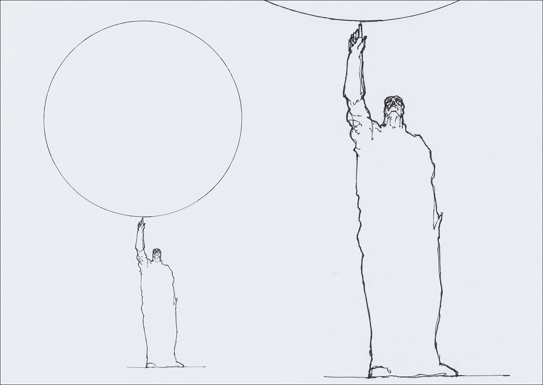 Aedificare Mundi : Schwarze Sonne by hypnothalamus