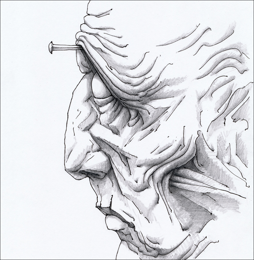 The Seer by hypnothalamus