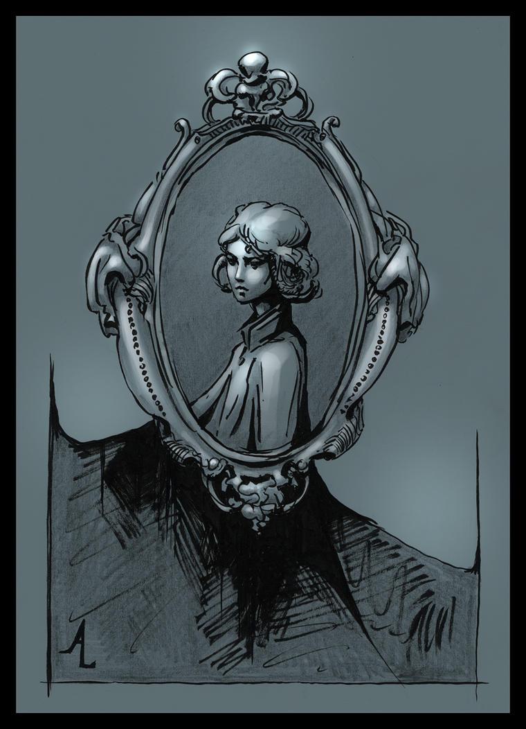 Ada Lovelace by hypnothalamus