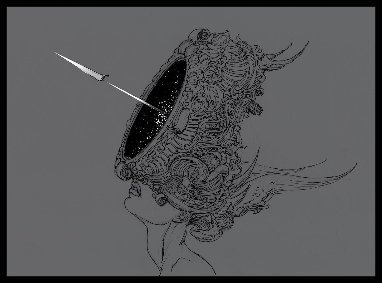 Andromeda. La Puerta del Cielo by NegativeFeedback