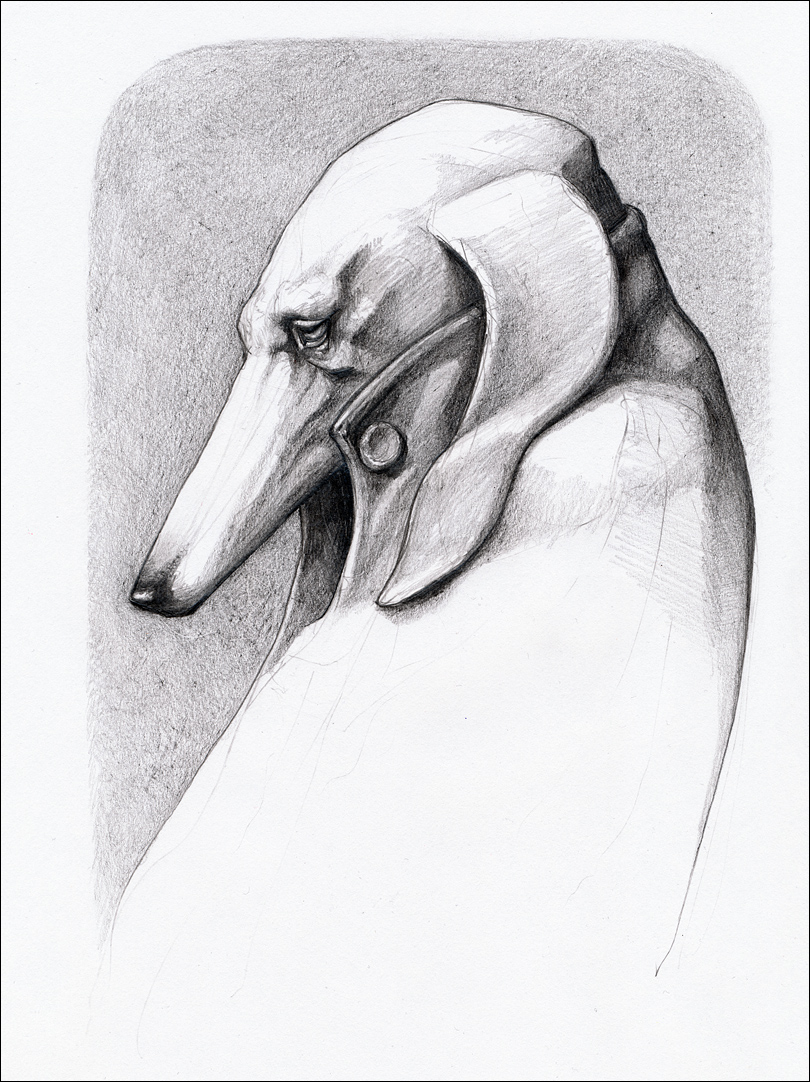 In Regno Animali - Sirius by hypnothalamus
