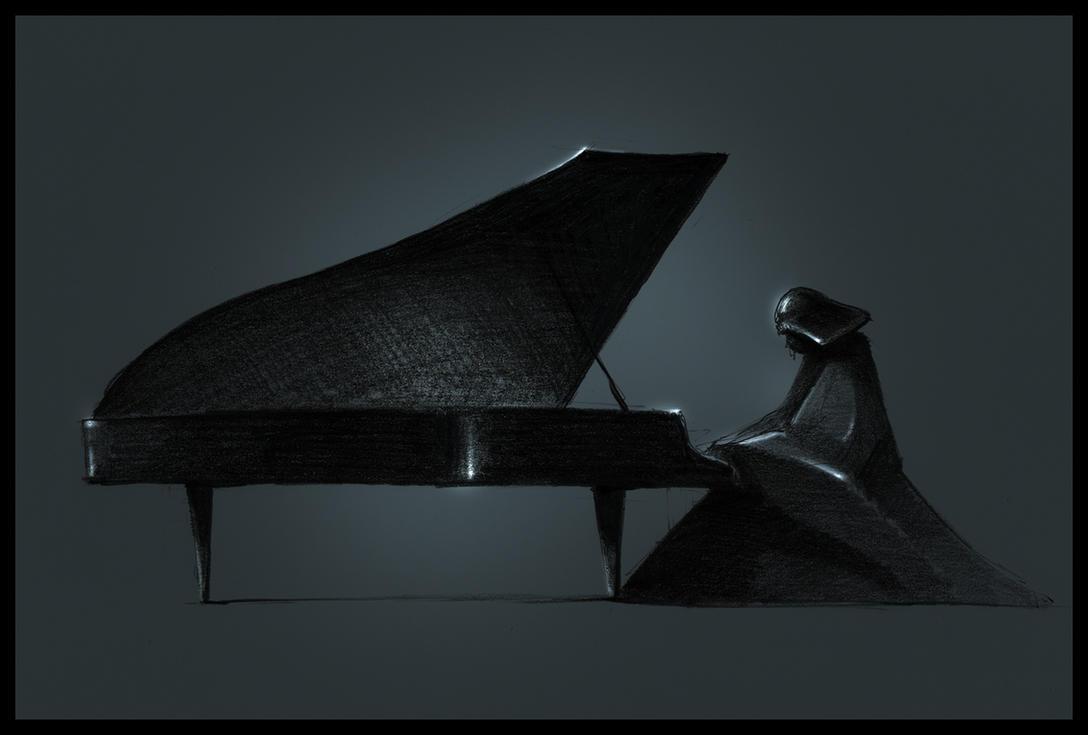 Sonata Obscura by NegativeFeedback