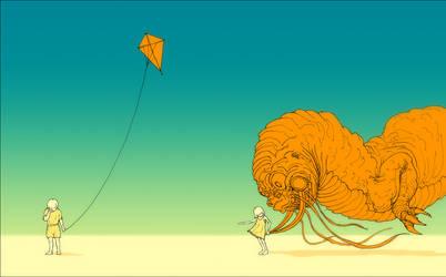 Le vent nous portera by hypnothalamus