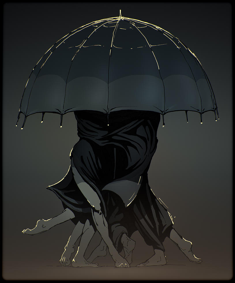 Metallic Rain by hypnothalamus