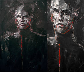 Darkness I... by hypnothalamus