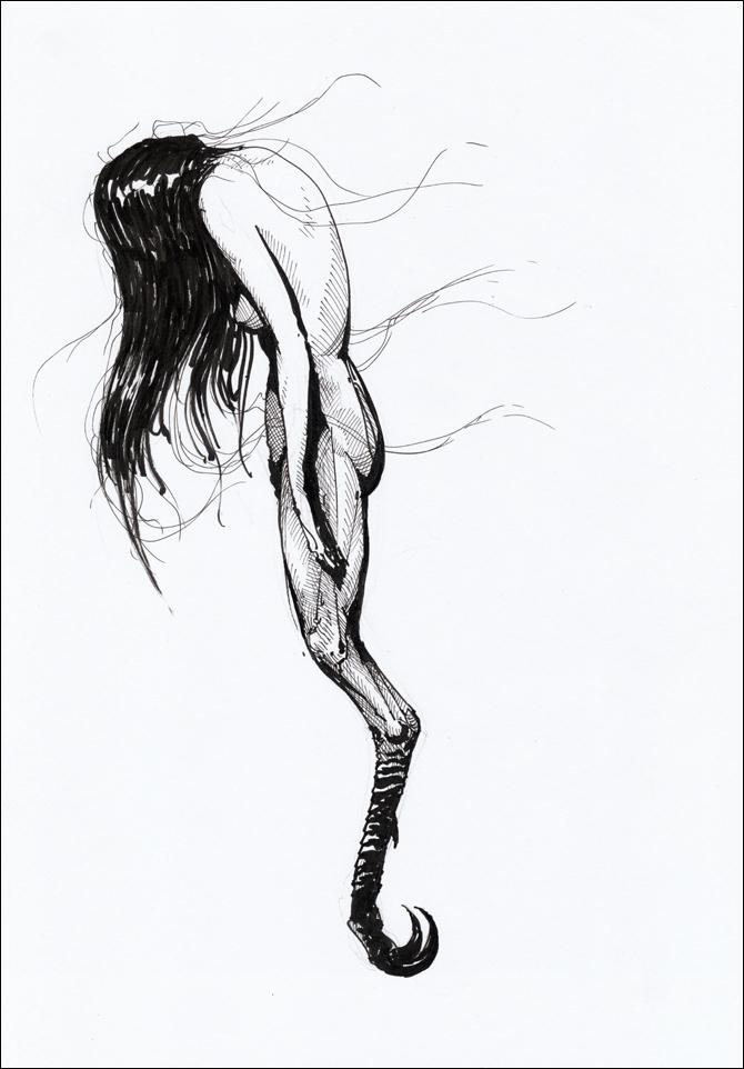 Engel. Metamorphoses by hypnothalamus