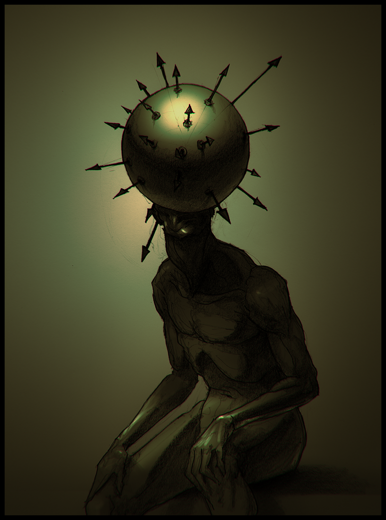 Sagittarius. Aimless by hypnothalamus